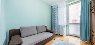 3 przestronne pokoje bardzo ciepłe