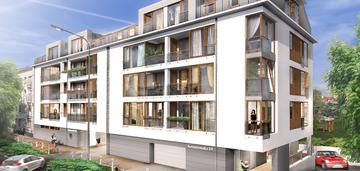 Mieszkanie w inwestycji: Apartamenty Komorowska 19