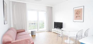 2-pok. 41 m2, 7 piętro, narutowicza-residence 2