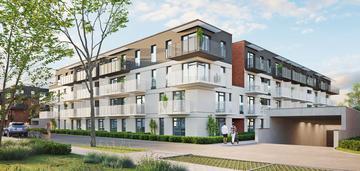 Mieszkanie w inwestycji: Zacisze Marcelin
