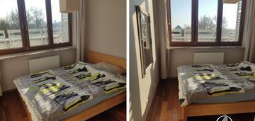 Dwupokojowe mieszkanie - pole mokotowskie