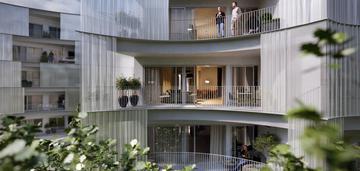 Mieszkanie w inwestycji: W Parku Wilsona