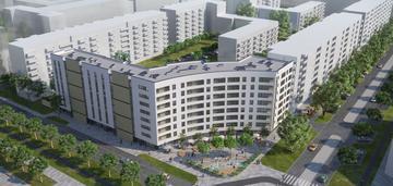 Mieszkanie w inwestycji: Mój Ursus Etap 4B