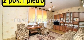 2 pokoje z balkonem i piętro