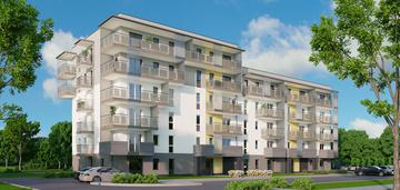 Mieszkanie w inwestycji: Tarasy Kostrzyna