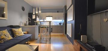 Ogródek 31,49 m2 | 2 pok 33,78 m2 | wyposażone |