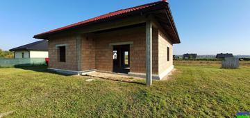 Nowosolna - dom w stanie surowym otwartym