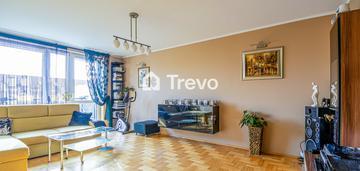 Dwupoziomowe 4 pokoje/2 łazienki/garaż i balkon