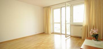 Przestronne mieszkanie z balkonem - okazja