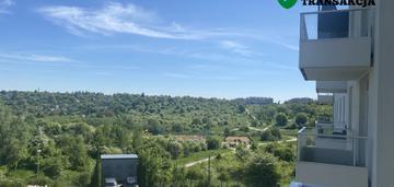2 duże pokoje z widokiem na panoramę miasta!