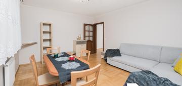 Trzypokojowe mieszkanie z oddzielną kuchnią