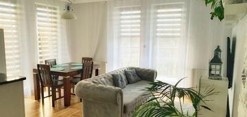 Piękne 4-pokoje 87m² z tarasem na wał wiślany