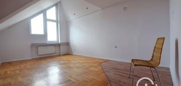 Dwupoziomowe mieszkanie na niebuszewie