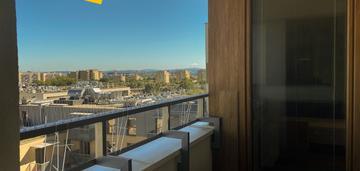 3 pokoje z aneksem, balkon, miejsce postojowe