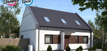 Zeroenergetyczny dom w arciszewie 5 pokoi