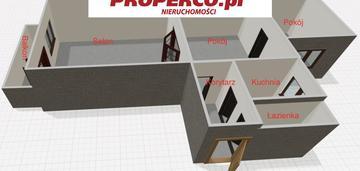 Mieszkanie 3 pok., 69,75 m2, jędrzejów