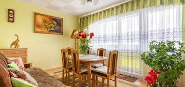 Gdańsk morena dwupokojowe mieszkanie z widokiem