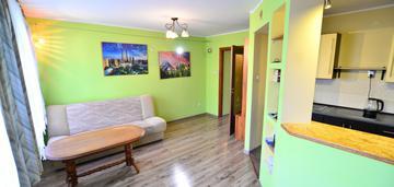 Zadbane mieszkanie 2 pokojowe na i piętrze
