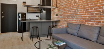Nowe 2-pokojowe mieszkanie z antresolą w centrum