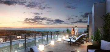 Apartament z widokiem na morze! taras widokowy!