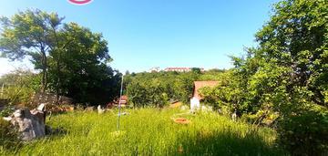 """Działka rod """"nad oranią"""" z widokiem na zieleń"""