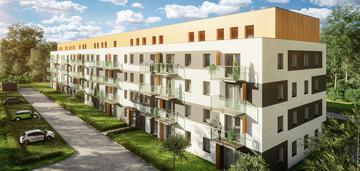 Mieszkanie w inwestycji: Wierzbowy Zakątek
