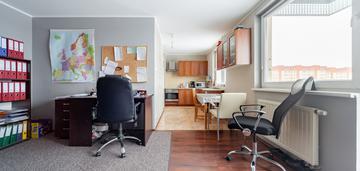 Przestronne mieszkanie w nowym budownictwie