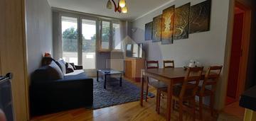 Jasne 47 m2, 3 pok., balkon, piwnica, fabryczna!