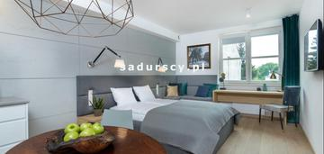 Apartament na kazimierzu, 32 m2
