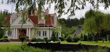 Wyszków, okolice, dom 280 m2, dz. 6780 m2, 2010 r.