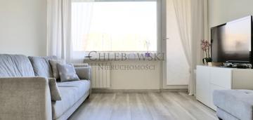Piękne, rozkładowe trzypokojowe mieszkanie bielany