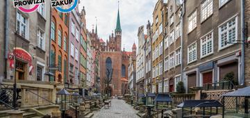 Mieszkanie w sercu starego miasta - ul. mariacka!