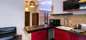 Luksusowy apartament- winda/mpec -stare miasto
