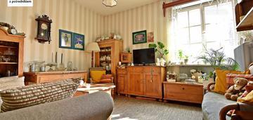 Rozkładowe trzy pokoje na starówce