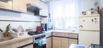 Mieszkanie 4-pok | rozkład | os. rzeczypospolitej