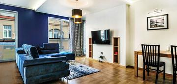 3-pokojowy apartament w tobaco park