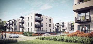 Mieszkanie w inwestycji: Miasteczko Brzeziny