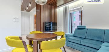 Elegancki apartament na wyspie spichrzów