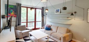 Mieszkanie 2-pok obok parku szczęśliwickiego