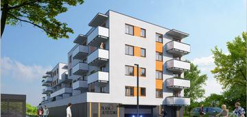 Mieszkanie w inwestycji: Blask Jutrzenki