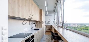 2 pokojowe mieszkanie do wynajęcia w śródmieściu