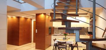Dwupoziomowy apartament 112m2 w józefosławiu