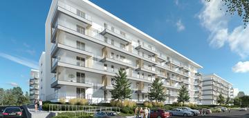 Mieszkanie w inwestycji: Osiedle Regaty