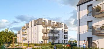 Mieszkanie w inwestycji: Virgo