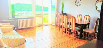 3 pokoje z os. kuchnią, piękny widok! chylonia