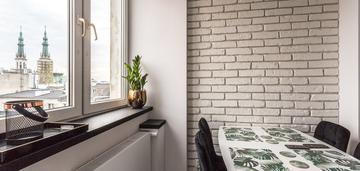 Waryńskiego | 2 pokoje + kuchnia + parking | nowe
