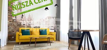 Apartament lux/centrum/1-szy najem/45mkw/garaż