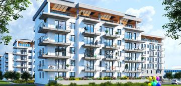 Mieszkanie w inwestycji: Nowe Żakowice