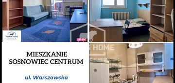 Mieszkanie 34 m2 do remontu - sosnowiec centrum