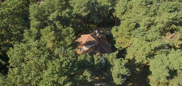 Milanówek dom w leśnym ogrodzie 0% prowizji